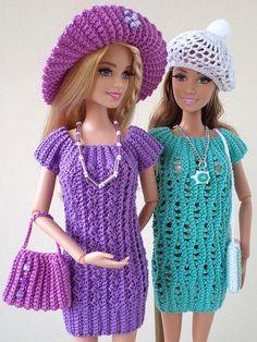 PlayDolls.ru - Играем в куклы: Апельсиновая кошечка: Одежда для кукол. (48/51) ♡
