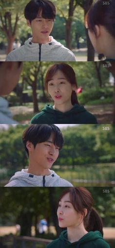 [Spoiler] Added episodes 11 and 12 captures for the #kdrama 'The Temperature of Love'