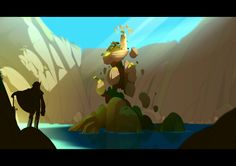 ArtStation - Fort /// Vector art Streaming Sunday 08/16/// game dev, Cyril Corallo