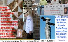"""It will become geometric ..."" https://www.linkedin.com/hp/update/6180685600383864832  LES MYSTÈRES DE LA FORÊT Texte de Max ERNST ""Elle deviendra géométrique..."" https://lnkd.in/dwiaN4J  Hommage à Max Ernst - Alain Girelli - vidéo Dailymotion https://lnkd.in/bJgs3Z  https://plus.google.com/u/0/100267728882063062646/posts/L3vScwKh1t2 #LeMAGAZINEdesARTSduPAYSdeFAYENCE / https://lnkd.in/dr767-8"