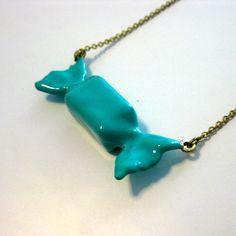 Sweet Tooth Necklace    £18.00 #statementjewelry #statementjewellery #jewelry #jewellery #ThatsPretty #fashion #vintagejewelry