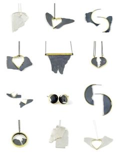 Seth Papac Jewelry Torn Line - Winter 2014/ Unique-USA 2