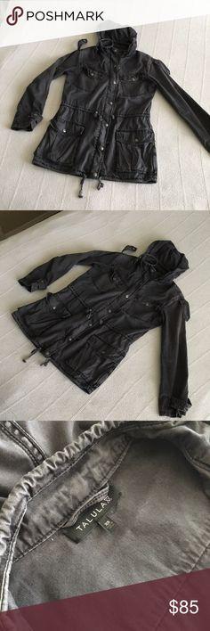 Aritzia Black Trooper Jacket Aritzia Black Trooper Jacket Aritzia Jackets & Coats Utility Jackets