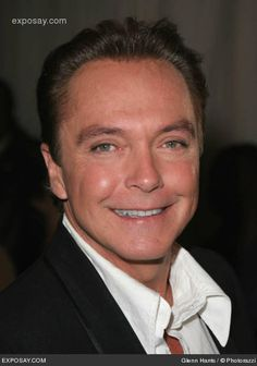 david Cassidy as he is now .... still gorgeous