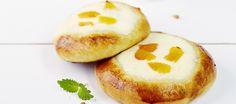 Rahkapullat Sweet Pastries, Lassi, Coffee Cake, Baked Potato, Brownies, Cheesecake, Pie, Eggs, Cookies