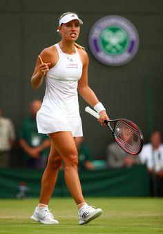Wimbledon 2017, Wimbledon Tennis, Us Open, Australian Open, Angie Kerber, Sabine Lisicki, Angelique Kerber, Tennis Players Female, Lawn Tennis