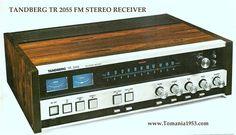 Tandberg TR 2055 FM Stereo Receiver