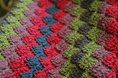 Ravelry: mimknits' By Request Blanket
