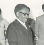 Agostinho Neto (September 17, 1922, Icolo e Bengo, Gengo, Overseas Province of Angola, Portugal - September 10, 1979, Moscow, Soviet Union) served as the first president of Angola in the war for independence (1961-1974). Known also for his literary activities, he is considered Angola's preeminent poet. His birthday is celebrated as National Heroes Day, a public holiday in Angola. He studied medicine at the universities of Coimbra and Lisbon. #BlackHistory