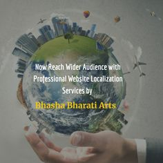 Bhasha Bharati Arts has been working with multiple clients from different domains to translate the website content according to the different region. Be it the lifestyle website, news site or business, BBA has pioneered itself in translation the content.