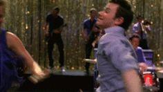 Kurt Hummel, Glee, 3x01 Performance: You Can't Stop the Beat