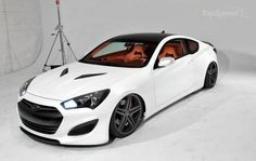hyundai genesis coupe by re mix lab picture