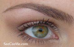 Natural smokey eye (first date makeup) | SeeCeeMe