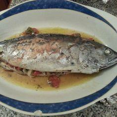 Tonno al cartoccio. ..#kitchen#fish#cucinaitaliana#food#good#love#italianfood#sea#giallozafferano#masterchef#