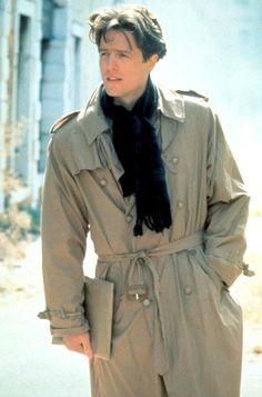 NIGHT TRAIN TO VENICE, Hugh Grant, 1993. | Essential Film Stars, Hugh Grant http://gay-themed-films.com/film-stars-hugh-grant/