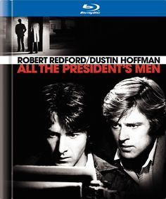All the President's Men Blu-ray