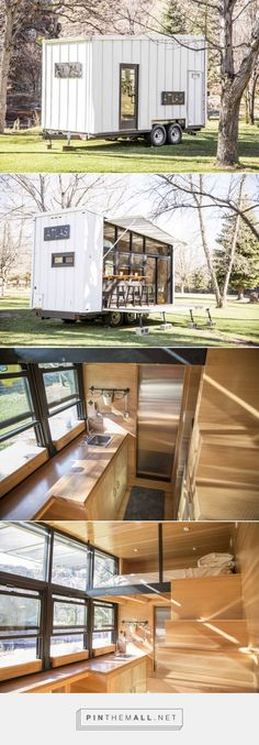 Atlas - A 196 Square Foot Tiny House on Wheels by F9 Productions | Humble Homes - created via https://pinthemall.net