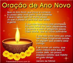 oração de ano novo, oração do reveillon