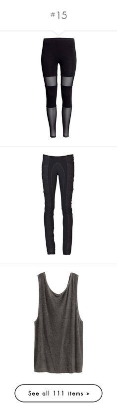 """#15"" by littledeadridinghood2014 ❤ liked on Polyvore featuring pants, leggings, bottoms, jeans, calças, sexy leggings, mesh leggings, sexy pants, mesh pants and legging pants"