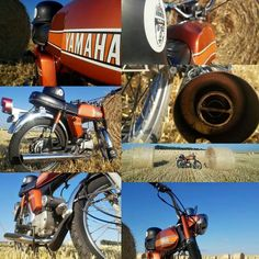 1975, Yamaha, Motorcycle, Magic, Street, Motorcycles, Motorbikes, Walkway, Choppers