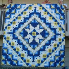 log cabin quilts | Quilt Pictures - Quilting Photo Galleries - Online Quilt Show at About ...