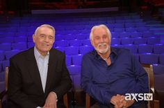 Lovin' Lyrics Music Promotions: KENNY ROGERS JOINS DAN RATHER ON AXS TV'S 'THE BIG...