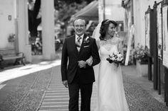 Serena from Italy ❤ JESUS PEIRO bride