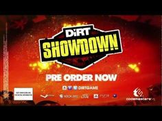 The Nevada 8 Ball trailer features work-in-progress gameplay footage, showcasing the full-impact, destruction-focussed racing featured in #DiRT #Showdown's 8 Ball event. The stage is a dirty, dusty circuit in the sun-baked Nevada desert where eight racers perform in front of the crowd.