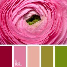 бежевый, бледно-розовый, бордовый, винтажные цвета, оливковый, оттенки болотно-зеленого, оттенки зеленого, оттенки розового, оттенки светло-розового, подбор пастельных тонов, розовый, салатовый, светло-оливковый, темно-болотный