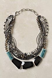 Au Champlain Necklace from Anthropologie