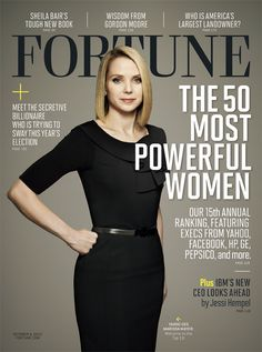 Fortune 50 Most Powerful Women in Business