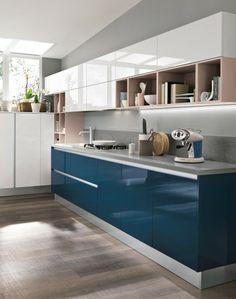 Cucina modello Lungomare Kitchen Island, Design, Home Decor, Kitchens, House, Island Kitchen, Decoration Home, Room Decor