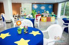 Brazilian Super Mario Boy Gaming Nintento Party Planning Ideas