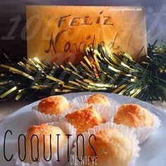 1000 Fit Meals: #95 Coquitos de nieve