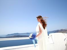 Elegance & Beauty at Santo Wines, Santorini. Wedding planning - Oniro Wedding! Photo by Maryna Gruzdyeva.