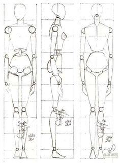 Fashion sketches 470204017347071952 - ✔ Fashion Drawing Body Human Figures Source by mozerr Human Body Drawing, Human Anatomy Drawing, Human Figure Drawing, Figure Sketching, Drawing Body Proportions, Arte Com Grey's Anatomy, Anatomy Art, Body Anatomy, Illustration Sketches