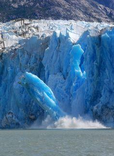 Image result for iceberg falling