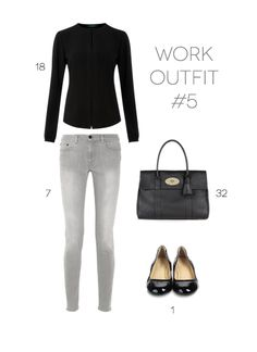 Capsule Combinations: Work | Light by Coco