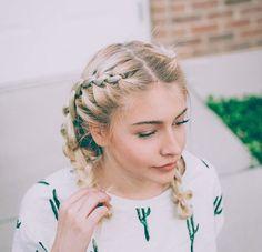 @chrissykia #chrissykia cute hair hairstyles