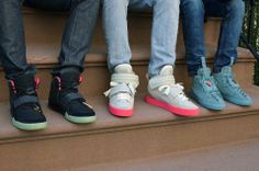 Yeezys, Louis Vuitton Collab with Kanye and k1x Patrick Mohr collab. #sneakers