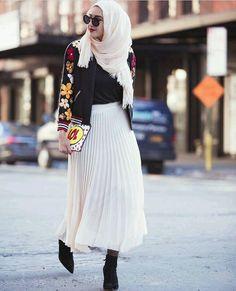Adidas Con Maxi Gonna Come Stile Le Adidas Con Hijab Http
