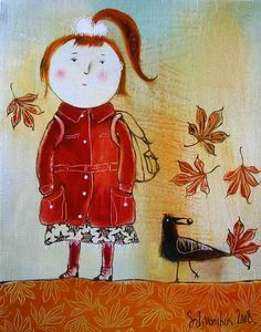 Chestnuts in Pocket by Anna Silivonchik