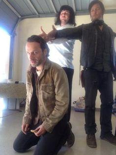 【仲良すぎ】「ウォーキング・デッド」リック&ダリル画像60枚 - NAVER まとめ