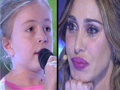 Belen Rodr�guez in lacrime: l'incredibile esibizione di Giada (VIDEO)