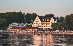 Hochzeit und skandinavische Leichtigkeit Strandhotel Glücksburg