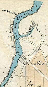 Map .. Port Adelaide 1839