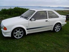 ford escort rs turbo series 1 Classic Cars British, Ford Classic Cars, Ford Rs, Car Ford, Ford Motorsport, Ford Granada, American Motors, Ford Escort, Top Cars