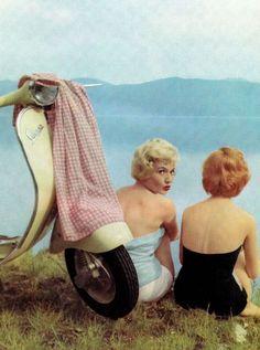 #vespa #vintage #scooter
