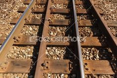 Railway by TSpider - Stock Photo