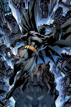 batman | RUSTED SPOTLIGHT: Batman